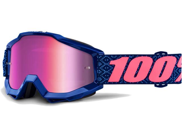 100% Accuri Anti Fog Mirror Goggles Futura